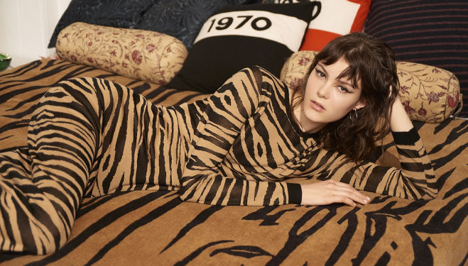 No time to lounge about: Get to the Bella Freud sample sale at Brown's Hotel