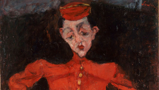 Last chance to see Soutine's Portraits