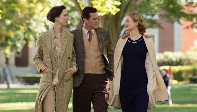 Three isn't a crowd: Professor Marston and the Wonder Women