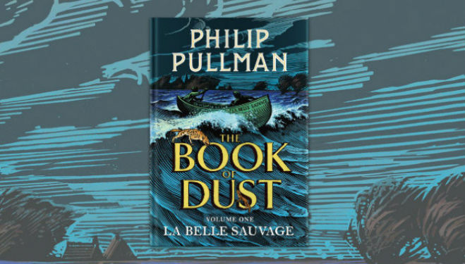 Philip Pullman discusses La Belle Sauvage