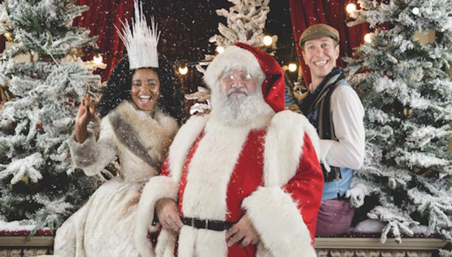 See Father Christmas at the Royal Albert Hall