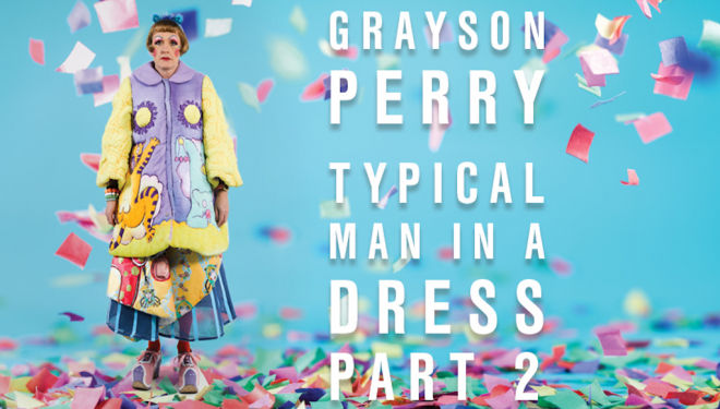 Grayson Perry live at the London Palladium