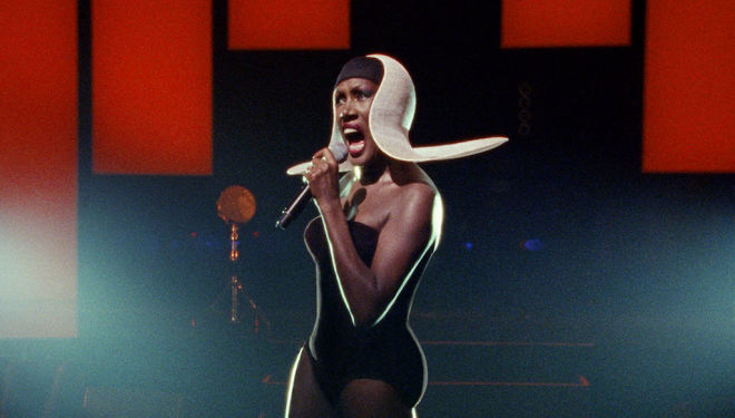 A major Grace Jones biopic hits the screen this weekend