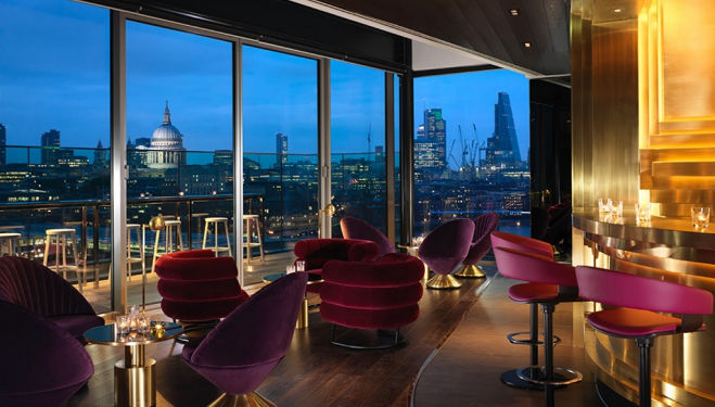 Best London hotels for New Year's Eve