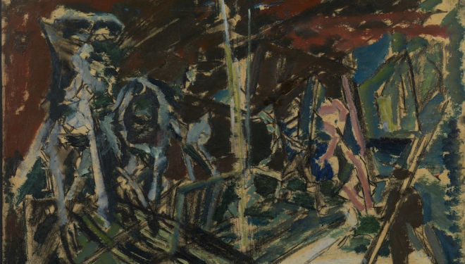 A David Bomberg retrospective takes over Waterhouse & Dodd
