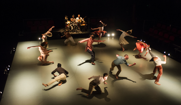Protein Dance, Border Tales Review