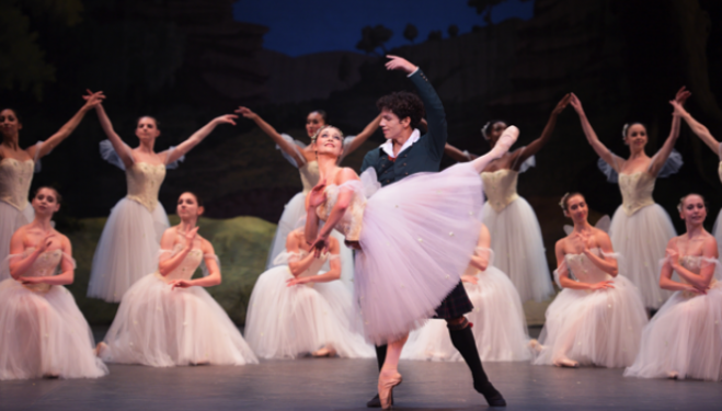 ENB, La Sylphide Double Bills Review