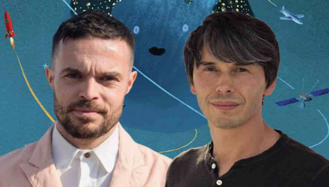 HEROES: Brian Cox in conversation with Oliver Jeffers, School of Life