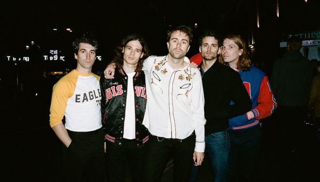 The Vaccines new album tour