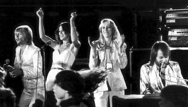 Immersive ABBA exhibition captures the spirit of pop music