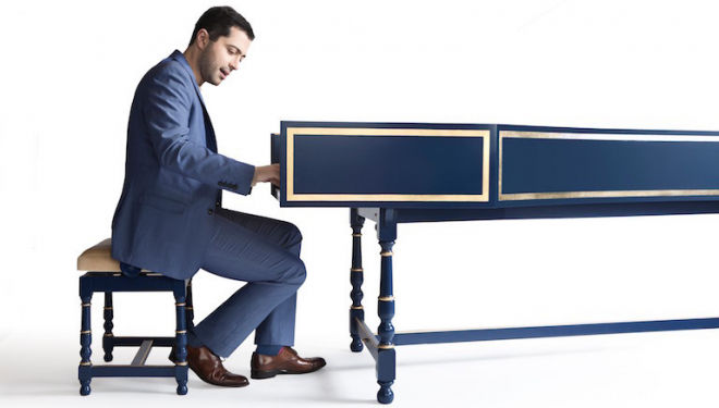 Mahan Esfahani plays Bach, Wigmore Hall