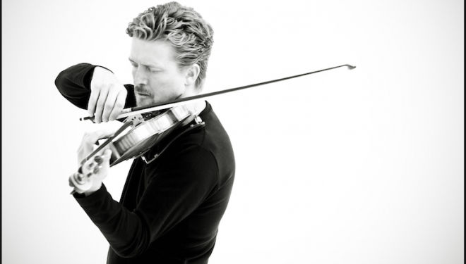Christian Tetzlaff plays an all-Schubert concert. Photo: Giorgia Bertazzi