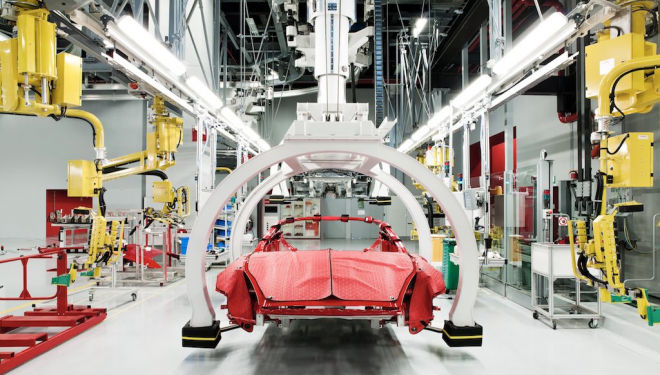 Review: Ferrari: Under the Skin, Design Museum [STAR:4]