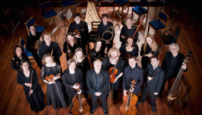 Dunedin Consort perform Bach's St Matthew Passion at Wigmore Hall