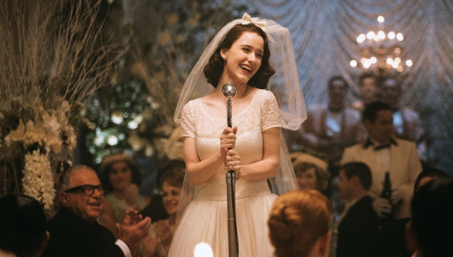The Marvelous Mrs Maisel Review Amazon Prime STAR4