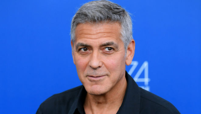 George Clooney returns to TV in new Catch-22
