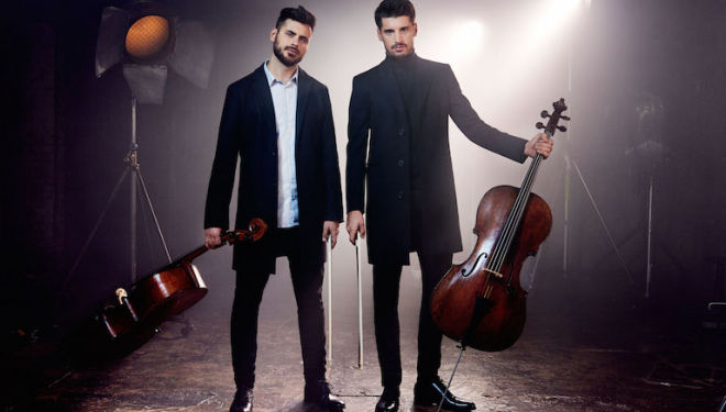 2CELLOS, Royal Albert Hall