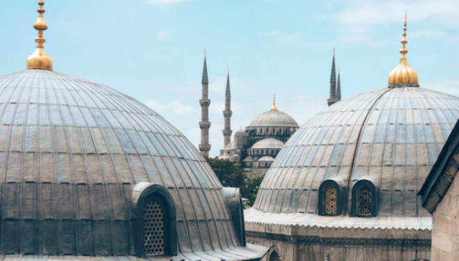 Bettany Hughes on Istanbul: The World's Desire