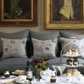 The Bloomsbury Set Afternoon Tea at Charlotte Street Hotel  [STAR:5]
