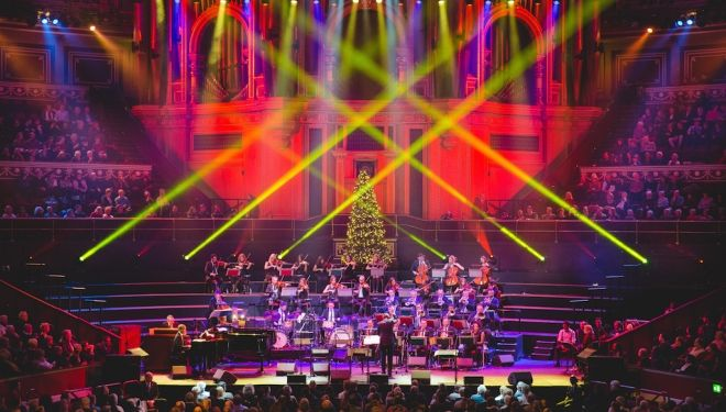 Guy Barker's Big Band Christmas, Royal Albert Hall