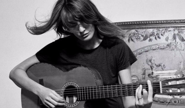 Carla Bruni UK Tour