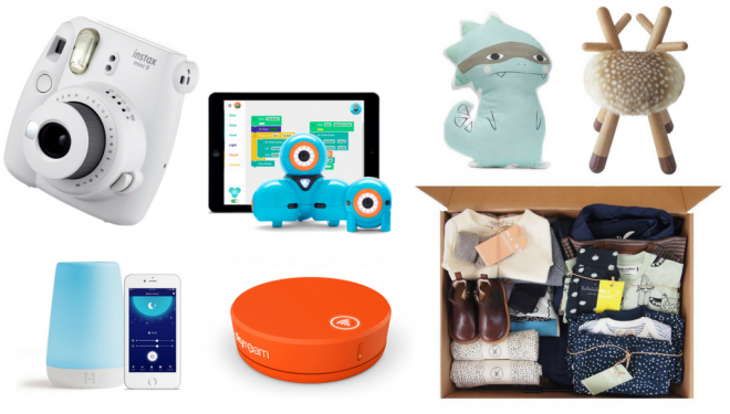 Gift guide: from tots to teens