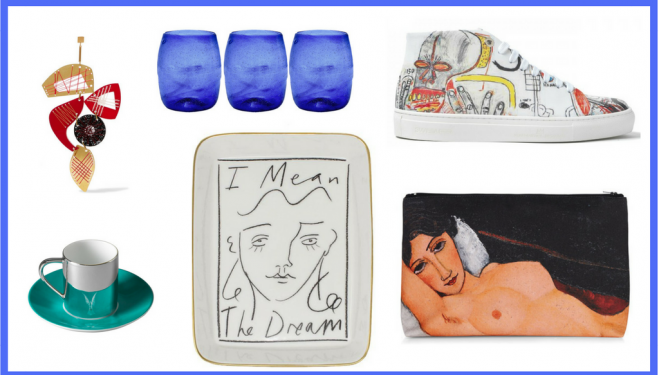 The Ultimate Gift Guide for Art & Design Lovers