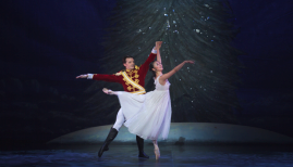 ENB, Nutcracker photo Laurent Liotardo