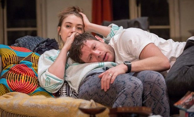 Imogen Poots, James Norton: Belleville, Donmar Warehouse London