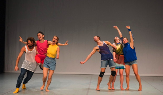 Candoco Dance Company Review