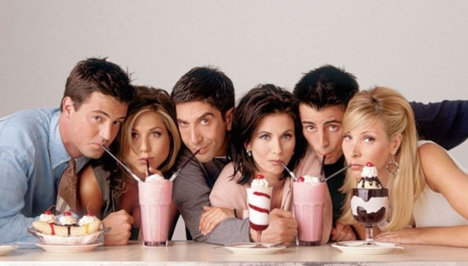 Friends UK Netflix