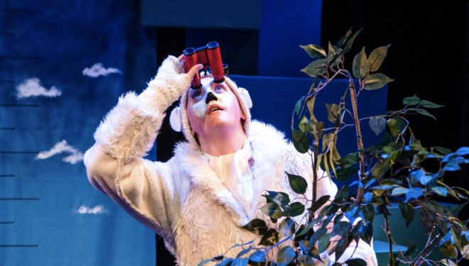 The Polar Bears Go Up, Jacksons Lane Theatre