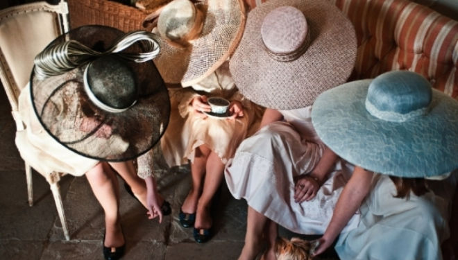 Hats by Laura Cathcart