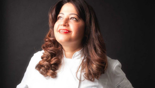 Innovative Indian, Japanese and Israeli chefs