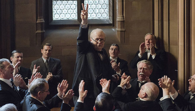 Gary Oldman deserves his Globe: Darkest Hour