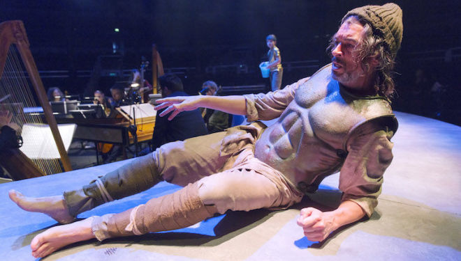 Monteverdi's The Return of Ulysses review , Roundhouse