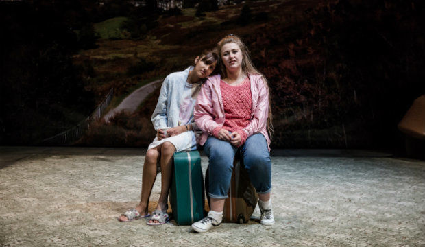 Rita, Sue and Bob, Too, Royal Court Theatre