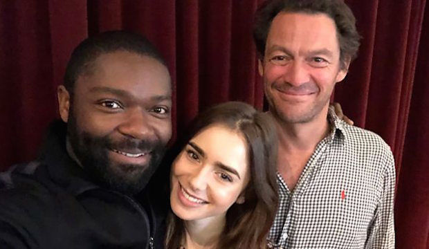 Oyelowo, Collins and West begin filming next month for Les Miserables on the BBC