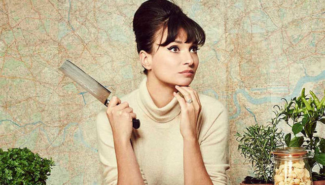 Gizzi Erskine moves in on Mare Street Market