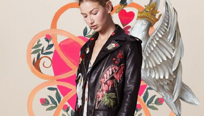 Temperley sample sale in London this February