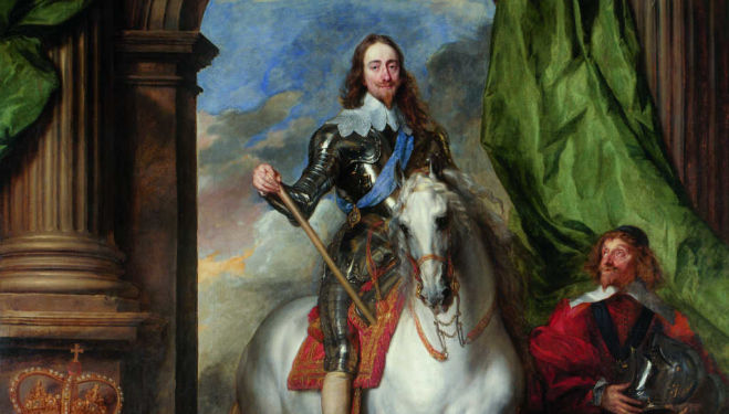 Last chance to see Charles I at the RA