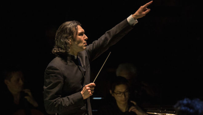 Vladimir Jurowski is the London Philharmonic Orchestra's inspirational principal conductor. Photo: Simon Jay Price