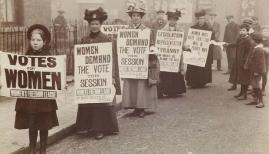 Vote 100: best events for the suffragette centenary