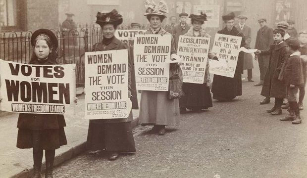 Vote 100: best events for the women's suffrage centenary