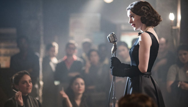 Sartorial secrets from The Marvelous Mrs Maisel