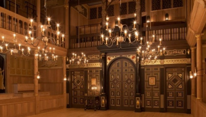 The Broken Heart, Sam Wanamaker Playhouse