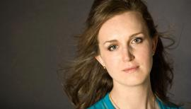 Helen Grime is composer in residence at Wigmore Hall. Photo: Jonathan Wrather