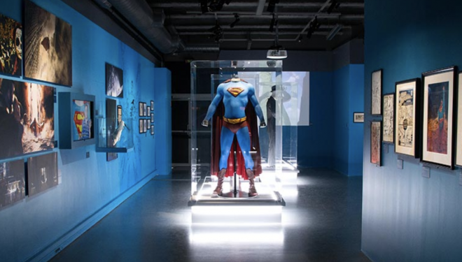 DC Exhibition: Dawn of Super Heroes, O2 Arena