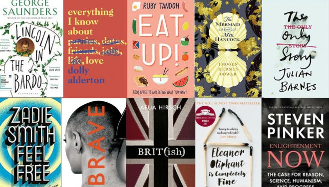 10 new books to fall for this February
