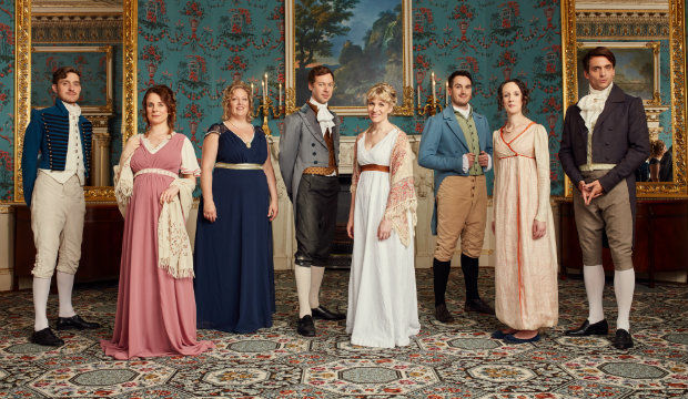 Austentatious: The Improvised Jane Austen Novel, London